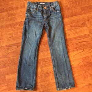 Boys jeans size 8R